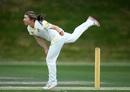 Georgia Wareham took a couple of wickets in the practice match, England Academy Women v Australia Women, tour match, Marlborough, July 12, 2019