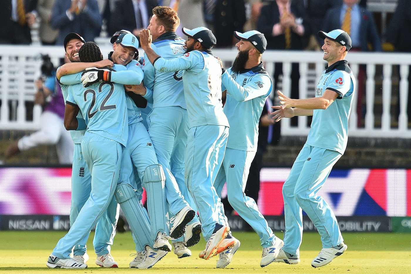 England seal stunning victory over New Zealand in epic 2019 World Cup final
