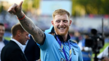 Ben Stokes - a fine cricketer, and a fine role-model