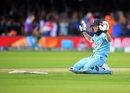 It wasn't the way I wanted to do it, Ben Stokes said of the deflection, England v New Zealand, World Cup 2019 final, Lord's, July 14, 2019