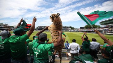 The number of stuffed tigers bought by Bangladesh fans could by itself have given the British economy a boost