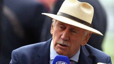 Former Australia captain turned commentator Ian Chappell
