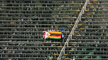 Zimbabwe's turmoil rages on