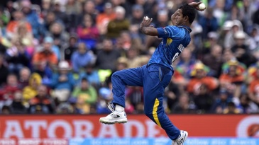 Nuwan Kulasekara ended his career as Sri Lanka's third-highest ODI wicket-taker among seamers
