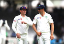 William Porterfield and Tim Murtagh hatch a plan, England v Ireland, Only Test, 2nd day, July 25, 2019