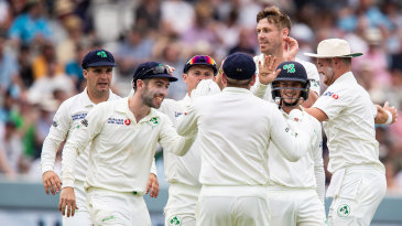 Ireland celebrate another breakthrough on thrilling day