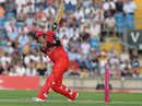 Liam Livingstone hits out, Yorkshire v Lancashire, Vitality Blast, July 25, 2019
