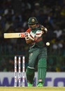 Sabbir Rahman looks to pull one away, Sri Lanka v Bangladesh, 1st ODI, R Premadasa Stadium, July 26, 2019