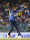 Akila Dananjaya appeals for a wicket, Sri Lanka v Bangladesh, 2nd ODI, Colombo, July 28, 2019