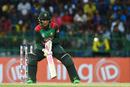 Mushfiqur Rahim shapes to play the scoop, Sri Lanka v Bangladesh, 2nd ODI, Colombo, July 28, 2019