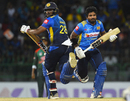 Avishka Fernando and Kusal Perera run between the wickets, Sri Lanka v Bangladesh, 2nd ODI, Colombo, July 28, 2019