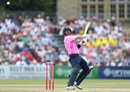 Dan Lincoln came in for AB de Villiers to make his professional debut, Gloucestershire v Middlesex, Vitality Blast, July 25, 2019