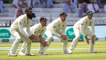 Moeen Ali, Rory Burns, Jason Roy, and Joe Root have all featured in England's top three in the past twelve months