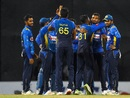 Dasun Shanaka ran through the Bangladesh middle order, Sri Lanka v Bangladesh, 3rd ODI, Colombo, July 31, 2019