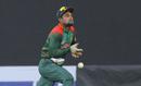 Sabbir Rahman put down a chance in the deep, Sri Lanka v Bangladesh, 3rd ODI, Colombo, July 31, 2019
