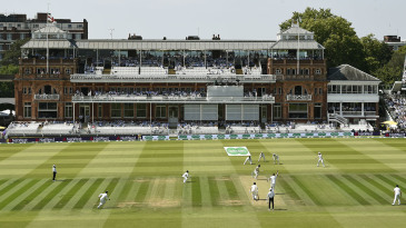 The ICC hopes to stage the inaugural World Test Championship final at Lord's
