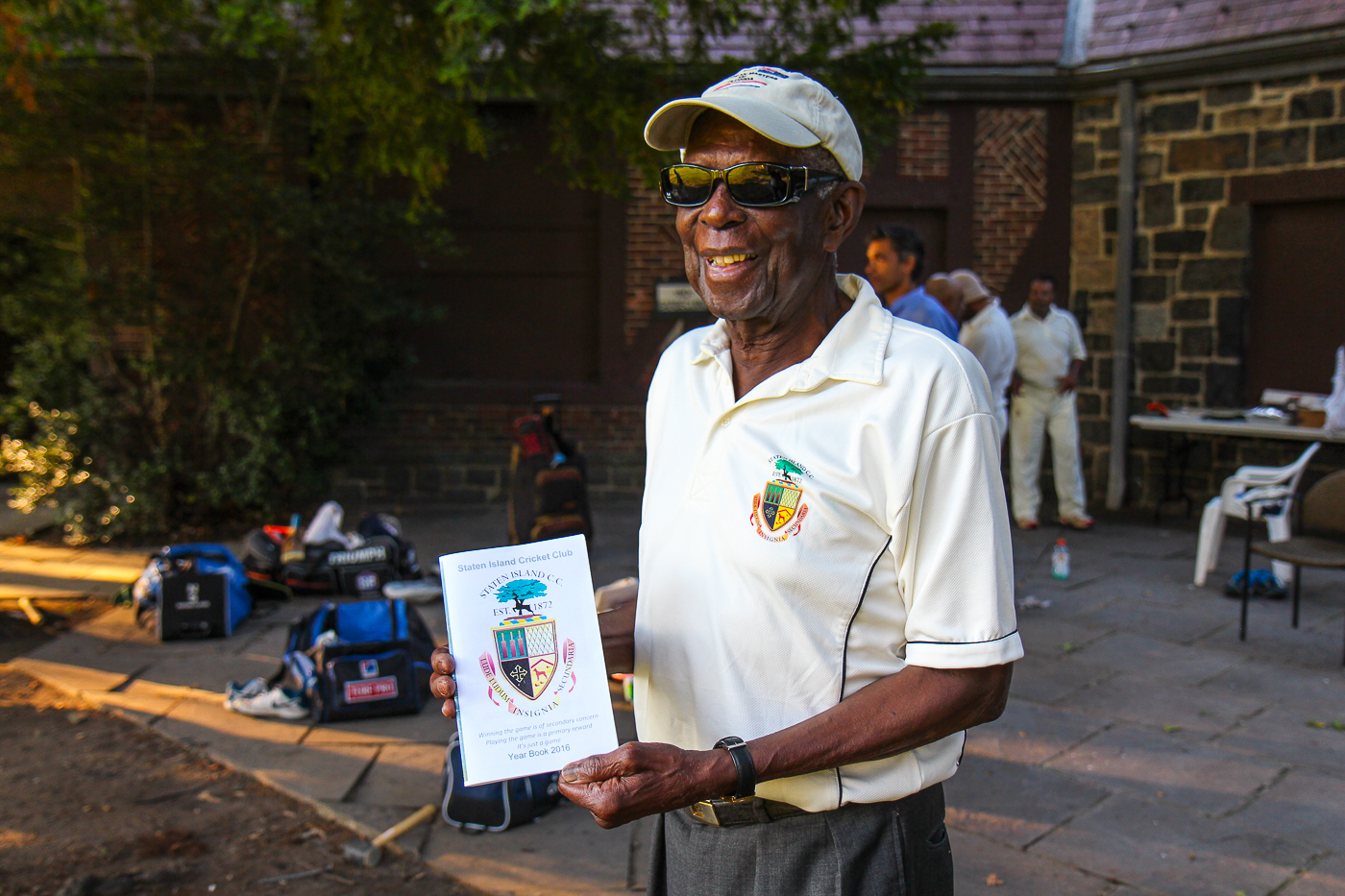 The old man and the SICC: Clarence Modeste, the ageless custodian of cricket in New York