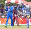 Krunal Pandya's twin strikes derailed West Indies, West Indies v India, 2nd T20I, Lauderhill, August 4, 2019