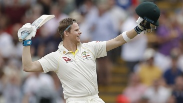 Ashes to Ashes, tons to tons: Steven Smith indicates the trajectory of his Ashes so far