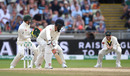 Moeen Ali's struggles against Nathan Lyon continued, England v Australia, 1st Test, Birmingham, 5th day, August 5, 2019