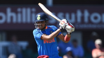 Shubman Gill has been in good form for India A