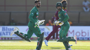 Shoaib Malik and Mohammad Hafeez were in the A and B category respectively for the 2018-19 season