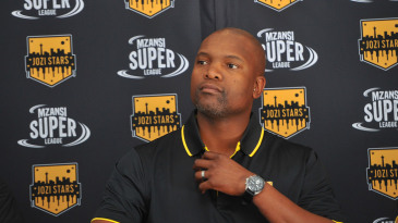 Enoch Nkwe was until recently head coach of Highveld Lions and Jozi Stars
