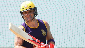 Brendon McCullum will begin his coaching career with the Knight Riders franchise
