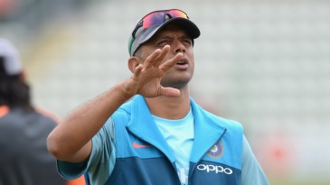 Rahul Dravid has been cleared by the BCCI to take charge at the National Cricket Academy
