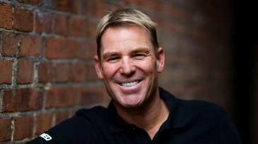 Shane Warne, the new head coach of the Lord's-based Hundred team