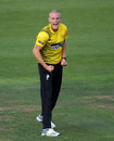 Zak Chappell was fired up, Gloucestershire v Hampshire, Bristol, August 13, 2019