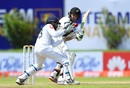 Tom Latham steers the ball past Niroshan Dickwella , Sri Lanka v New Zealand, 1st Test, Galle, 1st day, August 14, 2019