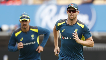 Josh Hazlewood has beaten Mitchell Starc in the race to replace James Pattinson at Lord's
