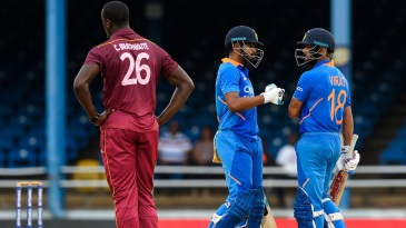 Virat Kohli and Shreyas Iyer found the perfect blend of caution and aggression