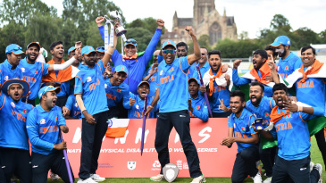 The World Cup no one knew about: India won the inaugural T20 Physical Disability World Series, held in England, a few days ago