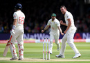 Josh Hazlewood trapped Joe Root lbw, England v Australia, 2nd Test, Lord's, 2nd day, August 15, 2019