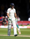 Jos Buttler's lean run in Tests continued, England v Australia, 2nd Test, Lord's, 2nd day, August 15, 2019