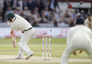 David Warner's struggles against Stuart Broad continued, England v Australia, 2nd Test, Lord's, 2nd day, August 15, 2019