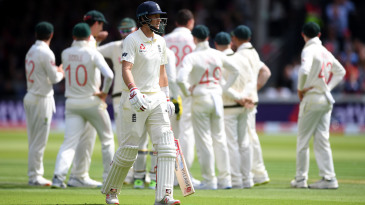 Joe Root's struggles at No. 3 epitomise England's fragility with the bat