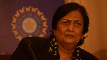 Shanta Rangaswamy at a CAC meeting
