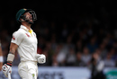 Matthew Wade shows his frustration, England v Australia, 2nd Test, Lord's, 4th day, August 17, 2019