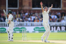 Chris Woakes finally removed Steven Smith lbw, England v Australia, 2nd Test, Lord's, 4th day, August 17, 2019
