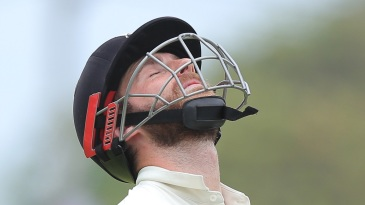 We weren't quite good enough for long enough, Kane Williamson said after the Galle loss