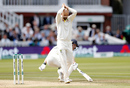 There was frustration for Nathan Lyon, England v Australia, 2nd Test, Lord's, 5th day, August 18, 2019