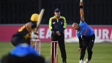 Tymal Mills has been parsimonious throughout the Blast this season