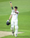 Rob Yates recorded his maiden first-class hundred, Warwickshire v Somerset, County Championship, Edgbaston, August 18, 2019