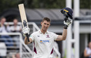 Dwaine Pretorius whacked a ton on his Championship debut, Northamptonshire v Worcestershire, Day 2, County Championship, Wantage Road