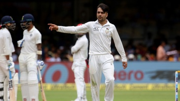 Rashid Khan will begin his Afghanistan captaincy career in Bangladesh