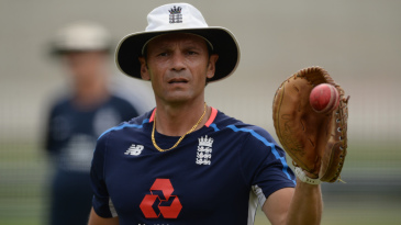 Mark Ramprakash is one of the many candidates being interviewed for India's support staff