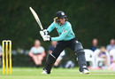 Sarah Taylor prepares to launch one over the top, Surrey Stars v Lancashire Thunder, August 8, 2019